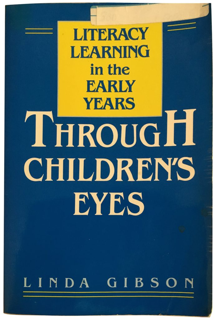 Through Children's Eyes by Linda Gibson